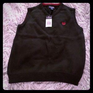 Boys sweater vest 10/12